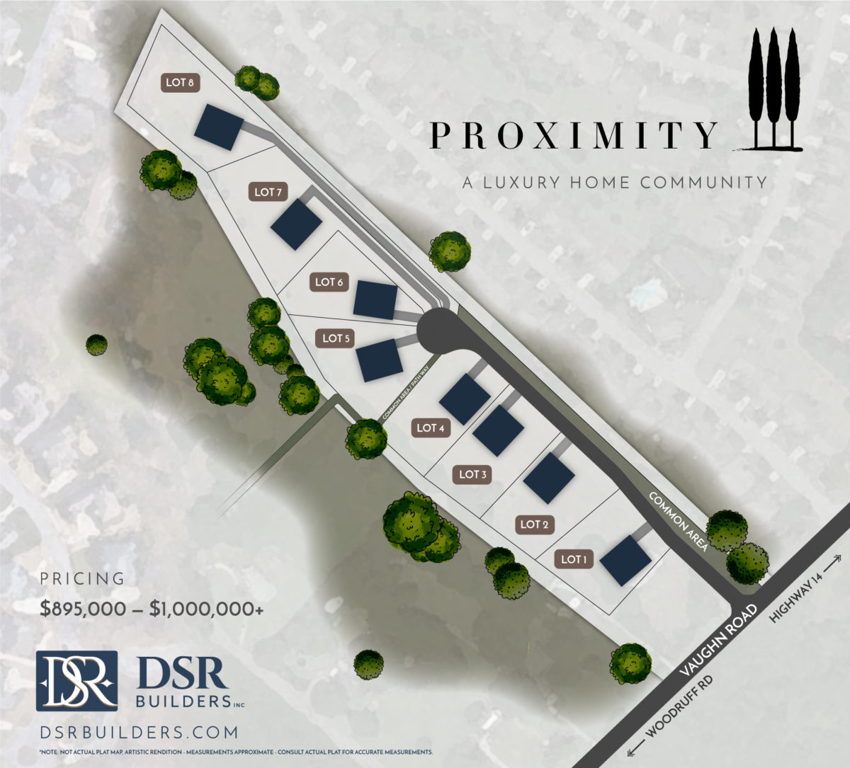 Proximity Community Greenville SC